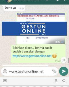 gestun online