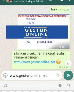 gestun online jakarta